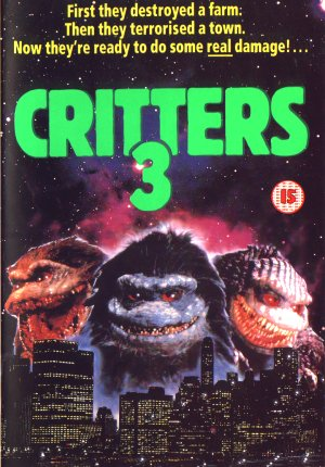 Critters 3 affiche