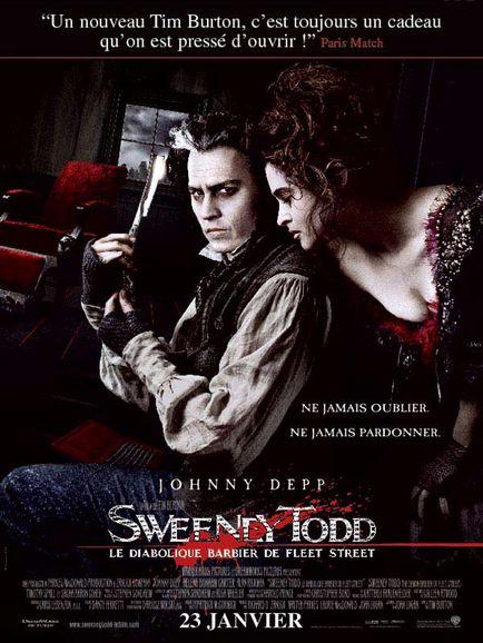 Sweeney Todd – DVD
